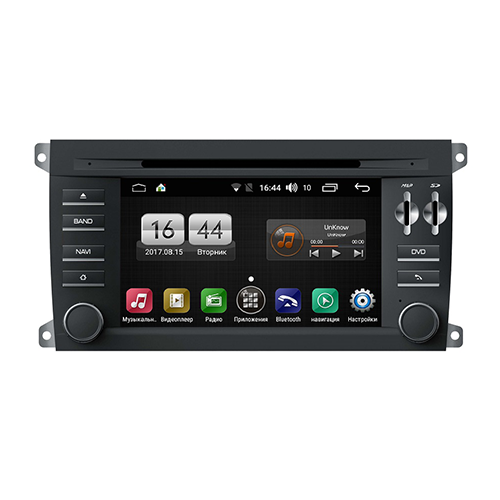 FarCar s170 Porshce Cayenne 2003-2010 Android (L443)